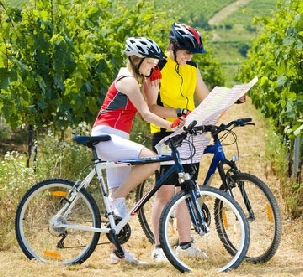 Cycling holidays in South West France
